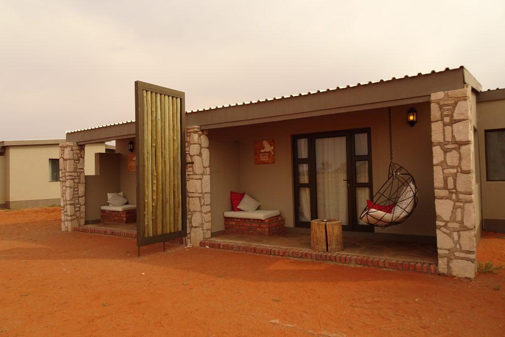 Anib Kalahari Lodge
