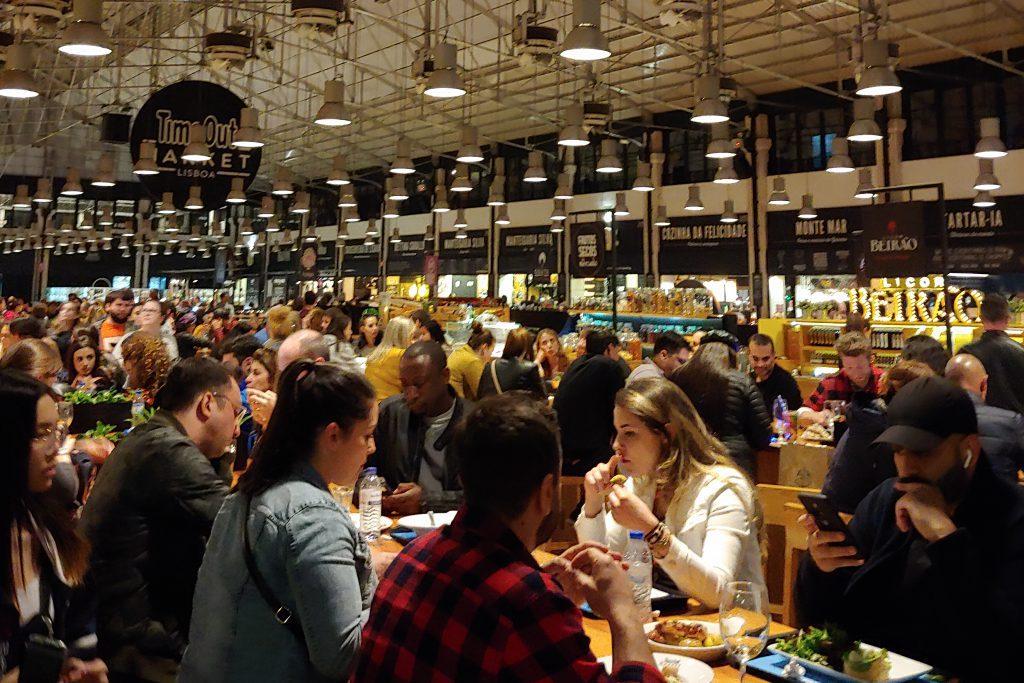Time Out Mercado da Ribeira Lissabon stedentrip