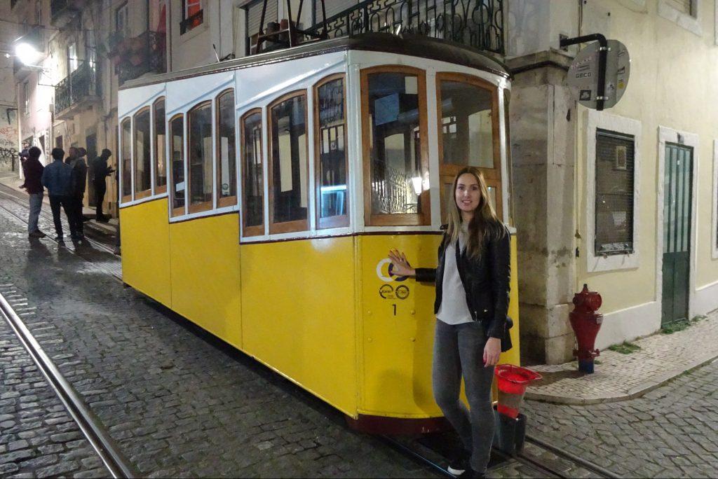 Tram 28 Lissabon stedentrip