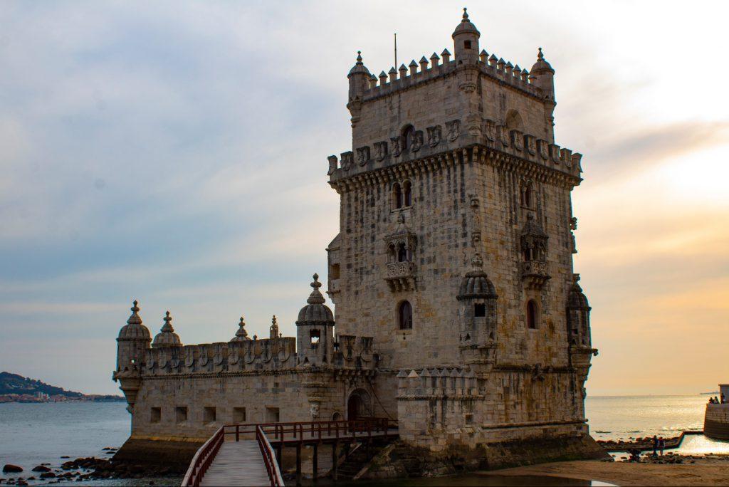 Stedentrip in Europa - Lissabon Toren van Belem
