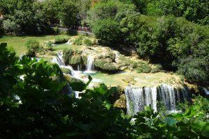Krka National Park Kroatie