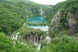 Plitvice Kroatie