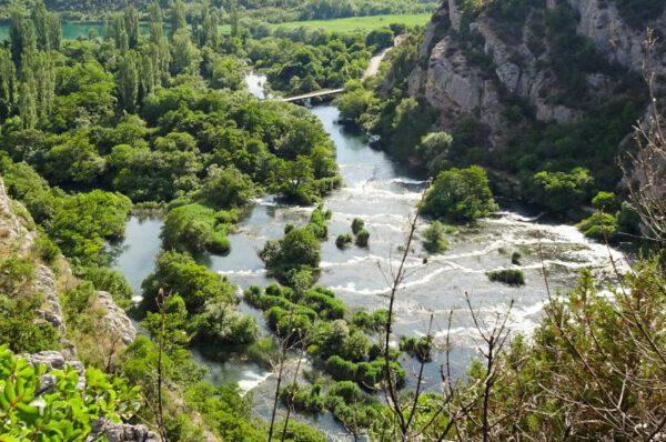 Header Krka Nationaal Park