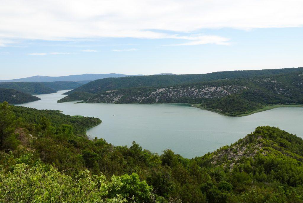 Uitzichtpunt Visovac