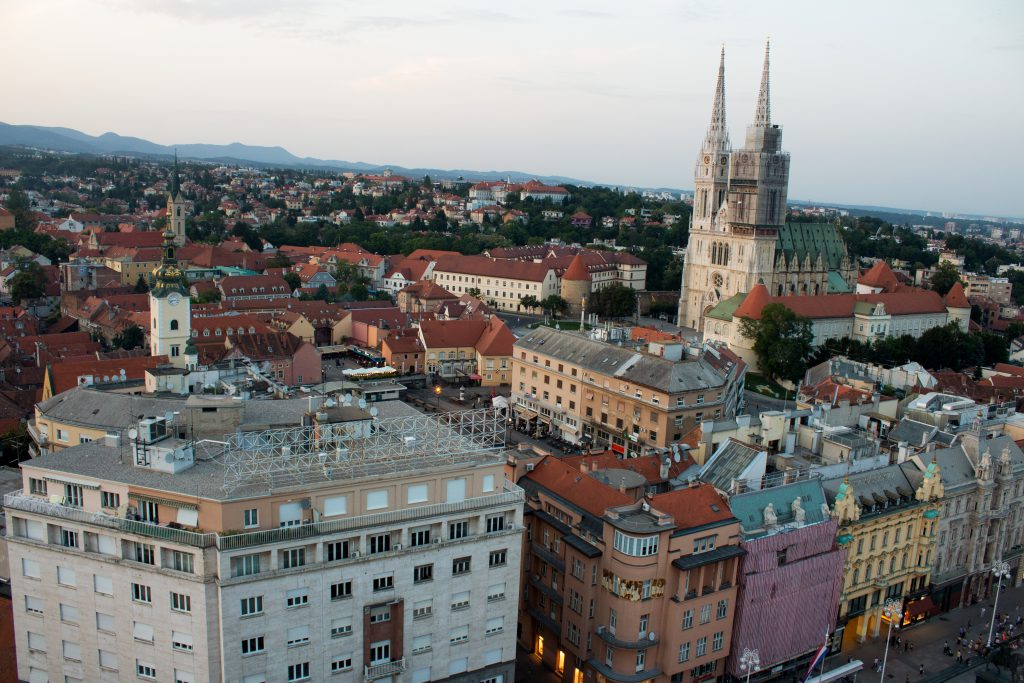 Zagreb Observation Deck