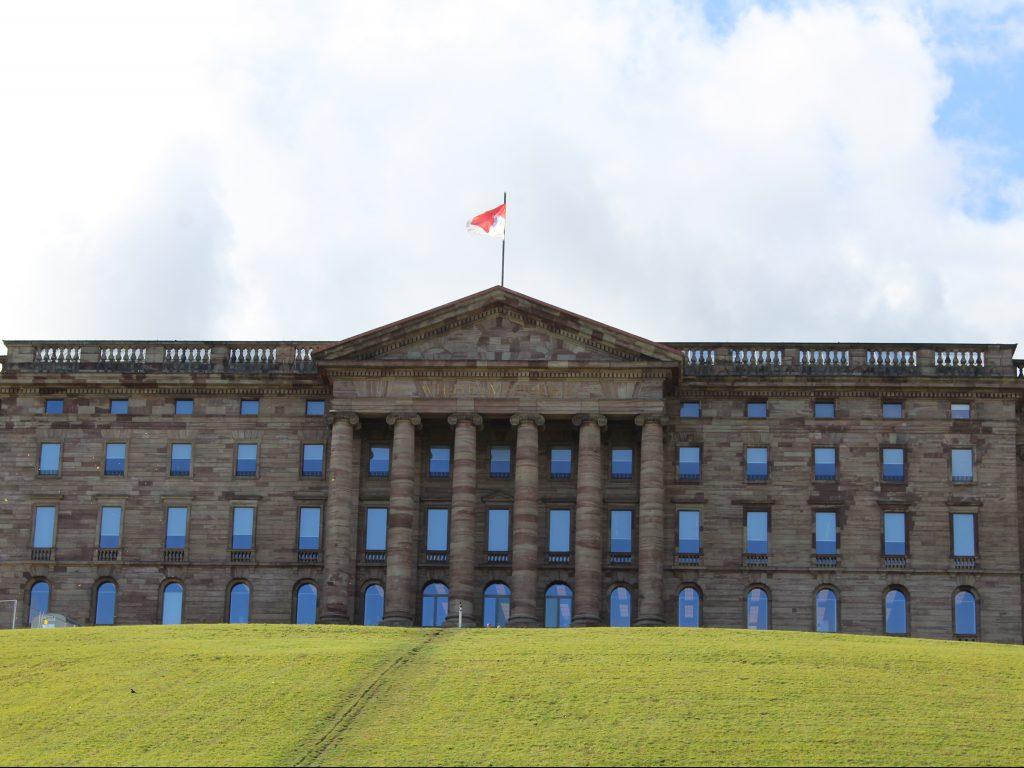 Palace Wilhelmshohe Kassel