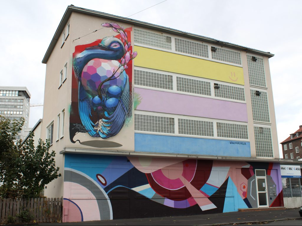 Streetart Kassel