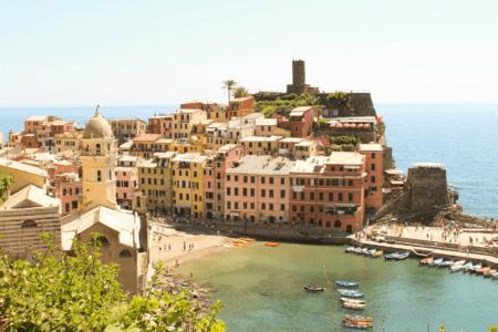 Met de auto op vakantie naar Italië