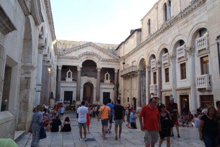 thumbnail Split Kroatië