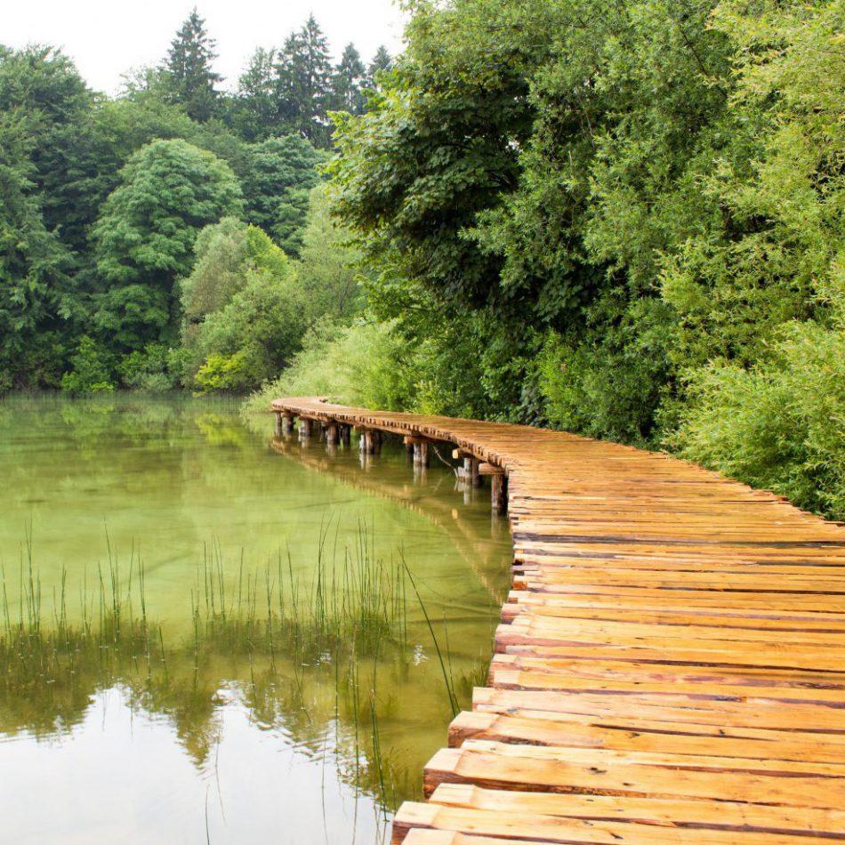 Plitvice meren wandelpaden